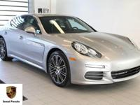 This 2016 Porsche Panamera 4 Edition is offered to you