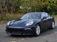 This is a Porsche Panamera for sale by Manhattan