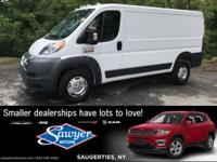 Introducing the 2016 Ram ProMaster 1500! Boasting the