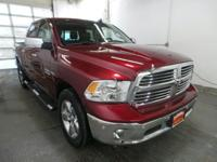 2016 RAM 1500 BIG HORN 4X4..ONE OWNER RAM.... SUPER LOW