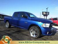 Used 2016 Ram 1500, *DESIRABLE FEATURES:* STEERING