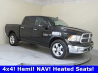 **4x4* *5.7L Hemi* *GPS Navigation* *Heated Seats &