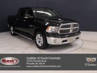 This 2016 Ram 1500 Big Horn comes complete with 4WD,
