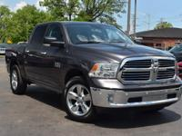 CARFAX One-Owner. Clean CARFAX. Gray 2016 Ram 1500 Big