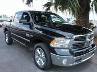 1500 Ram 2016 Big Horn CARFAX One-Owner. Clean CARFAX.
