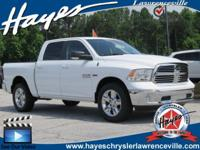 2016 Ram 1500 Big Horn HEMI 5.7L V8 Multi Displacement