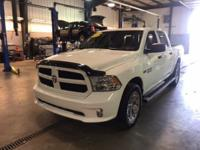 HEMI AND 20S! 6800 MILES! THIS CERTIFIED 2016 RAM CREW