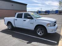 CARFAX One-Owner. Clean CARFAX. White Express 4WD