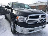 This Ram 1500 is Certified Preowned! CARFAX 1-Owner!