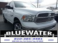 Clean CARFAX. CARFAX One-Owner. 2016 Ram 4D Crew Cab