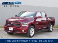 Winning praise from drivers just like you, our 2016 RAM