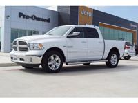 People everywhere will love the way this 2016 RAM 1500