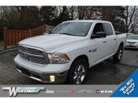 CERTIFIED PRE-OWNED LOCAL TRADE! 2016 RAM 1500 BIG HORN