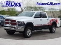 2016 Ram 2500 Power Wagon **4WD**Bluetooth