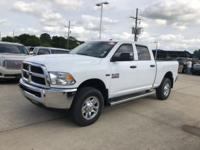 Introducing the 2016 Ram 2500! A great vehicle and a
