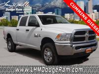 Only 17,313 Miles! Carfax One-Owner Vehicle. This Ram