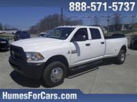 Checkout this Humes Bright White Clearcoat 2016 RAM