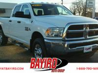 This 2016 Ram 3500 Tradesman is proudly offered by