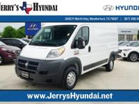 You can find this 2016 Ram ProMaster Cargo High Roof