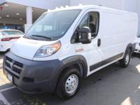 Dodge Certified, 3D Cargo Van, and 6-Speed Automatic.