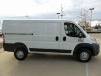 WORK VAN** and LOTS OF CARGO SPACE**. Don't let
