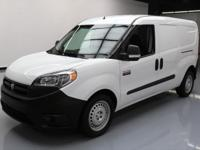 This awesome 2016 Ram ProMaster comes loaded with the
