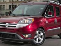Introducing the 2016 Ram ProMaster City! Comprehensive