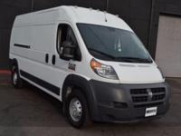 This 2016 Ram Promaster 2500 High Roof Tradesman