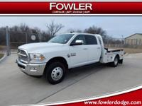 New Price!   CARFAX One-Owner. 2016 Ram 3500 Laramie