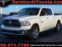 We are happy to offer you this *1-OWNER 2016 RAM 1500