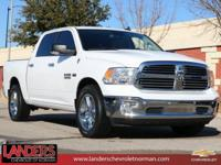 CARFAX One-Owner. Bright White Clearcoat 2016 Ram 1500