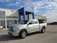 EPA 22 MPG Hwy/15 MPG City! CARFAX 1-Owner. Back-Up