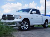 2016 Dodge Ram 1500 Big Horn in Bright White Clearcoat,