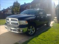 2016 Ram 1500 Big Horn Brilliant Black Crystal