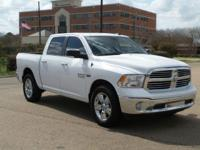 CARFAX 1-Owner! This 2016 Ram 1500 Big Horn, has a