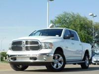 2016 Ram 1500 Bright White Clearcoat 8-Speed Automatic