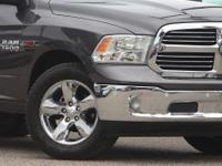 Options:  2016 Ram 1500|19/27 City/Highway Mpg The