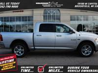 Options:  2016 Ram 1500 Big Horn Crew