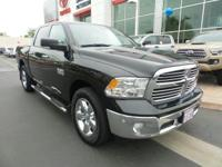 New Arrival! LOW MILES, This 2016 Ram 1500 Big Horn