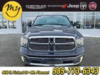 Options:  2016 Ram 1500 Big Horn|Gray|New Price! Carfax