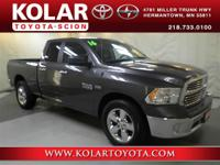 2016 Ram 1500 Big Horn, HEMI 5.7L V8 Multi Displacement