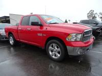 Options:  2016 Ram 1500 Big Horn Only Has 12|436 Miles