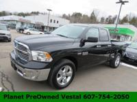 Designed to put you in command, our 2016 RAM 1500 Big