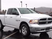 Don't let the miles fool you! 4WD! Ram has outdone