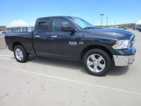 Ram Certified, CARFAX 1-Owner, ONLY 15,982 Miles!
