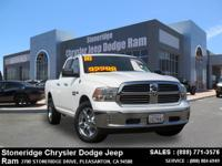 Options:  2016 Ram 1500 Quad Cab Quad Cab Big Horn
