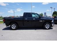 2016 Ram 1500 EXCLUSIVE LIFETIME WARRANTY!!. 15/22mpg