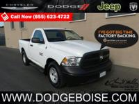 2016 Ram 1500 Tradesman ONLY 2K MILES Factory