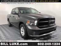 Options:  2016 Ram 1500 Express|Gray|All Performed