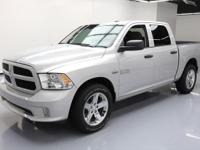 2016 Dodge Ram 1500 with 5.7L HEMI V8